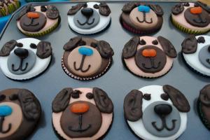 SPCA Puppy Cupcakes