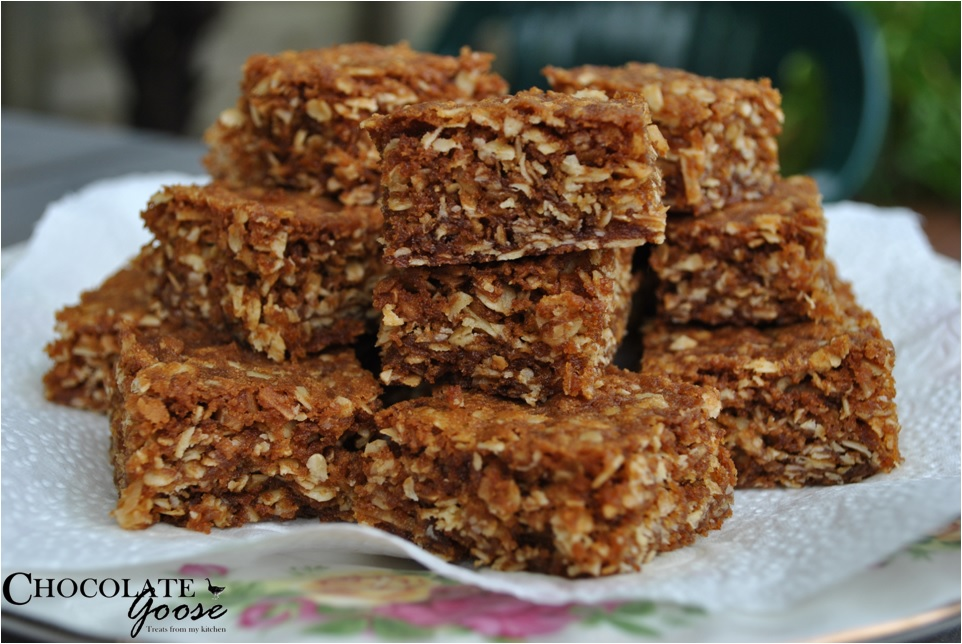 Traditional Oaty Crunchies