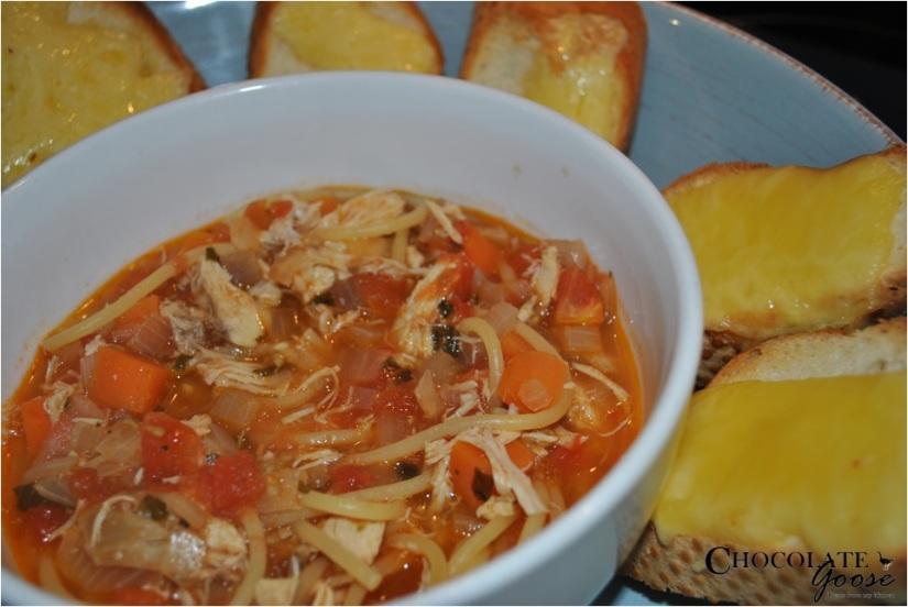 Malaysian Soup