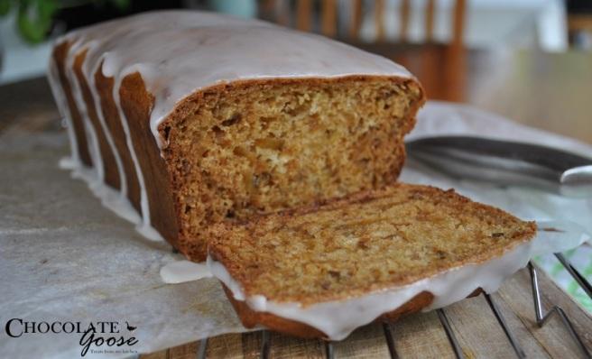 Apple Ginger Loaf