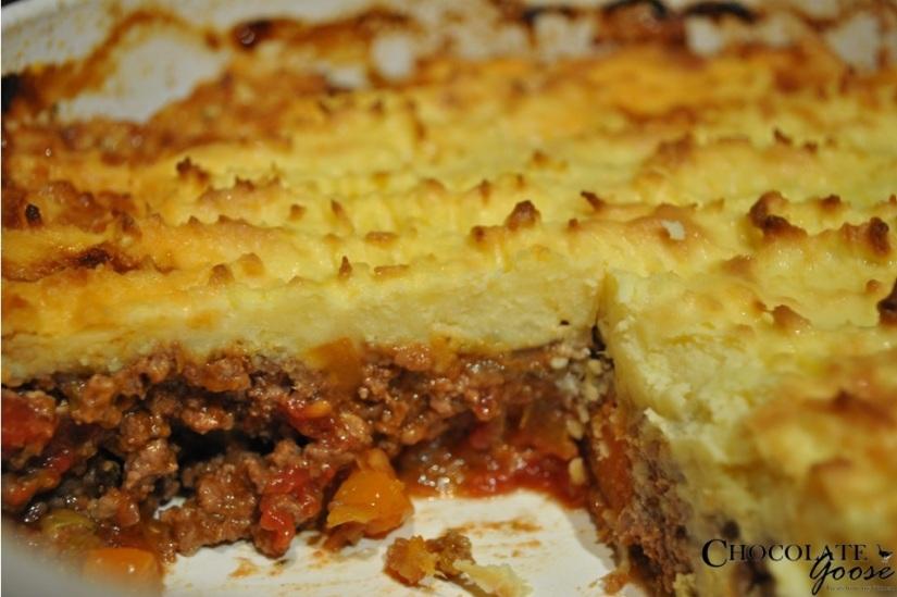 Delicious Cottage Pie