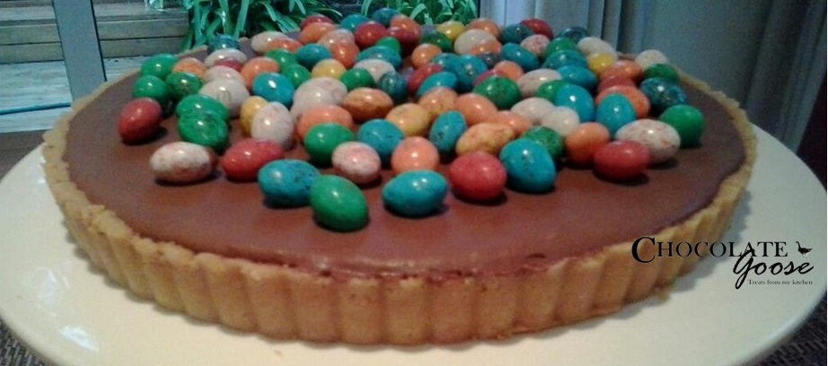 Chocolate Easter Pie 1
