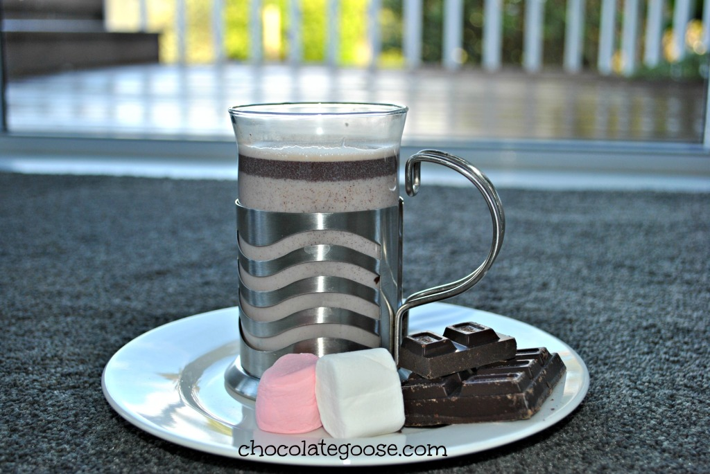 Hot Chocolate - the real deal