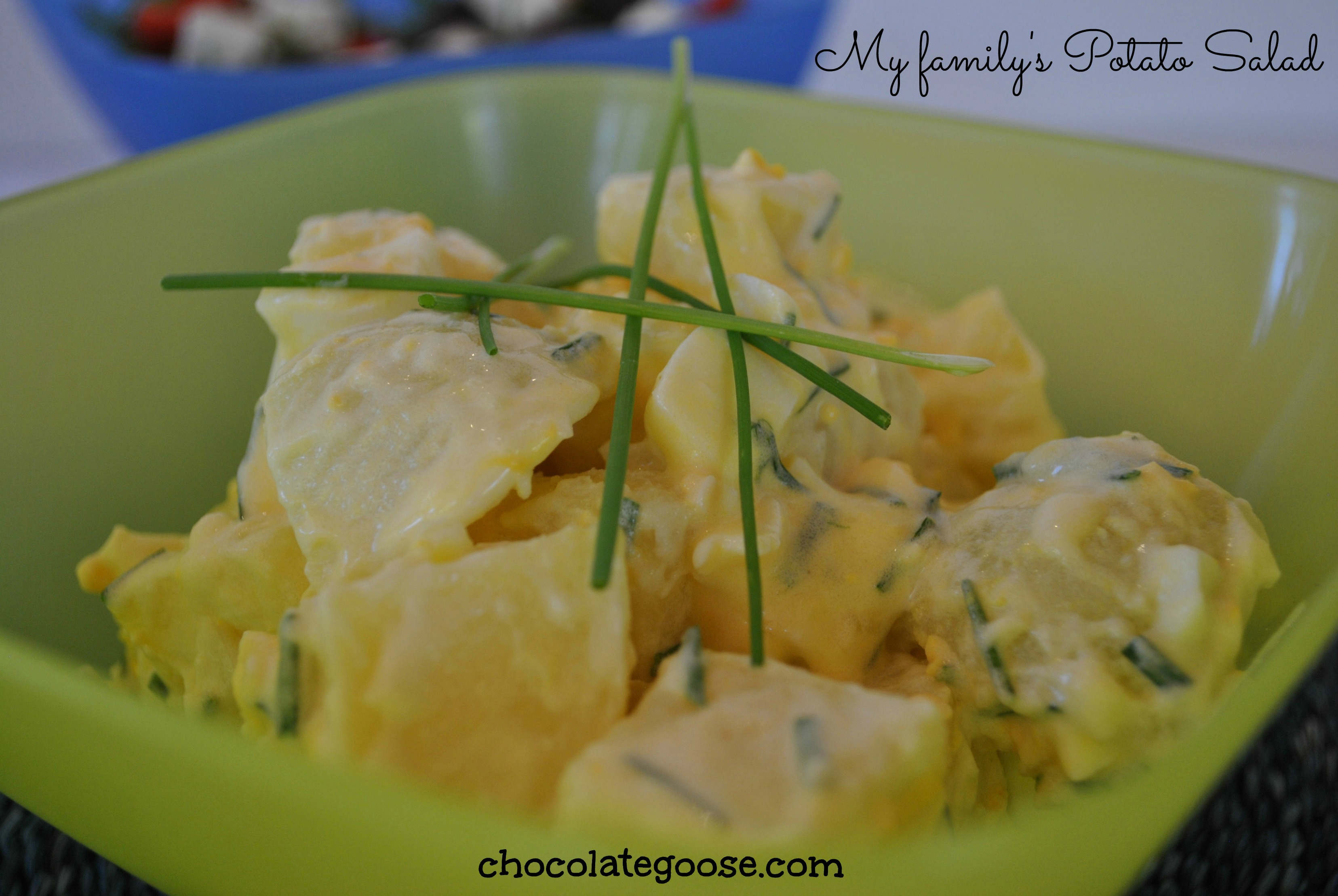 Good old traditional south african potato salad traditional potato salad forumfinder Gallery